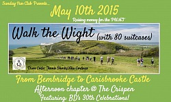 walk the wight 2015